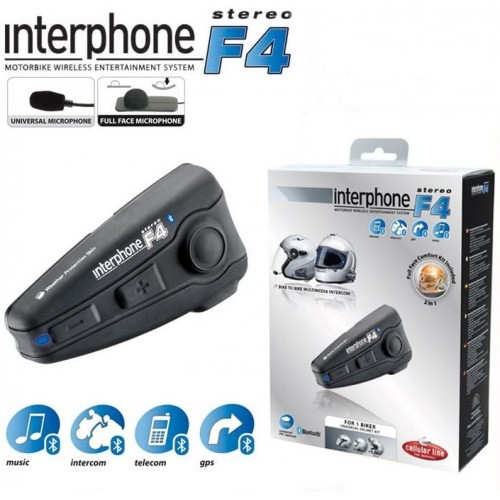 INTERPHONE Stereo F4