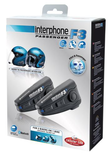 Bluetooth-гарнитуры INTERPHONE
