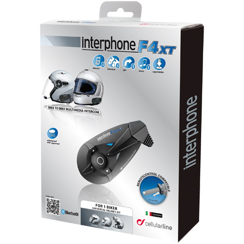 INTERPHONE F4 XT