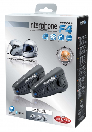 INTERPHONE F4 TPPL Cellular Line