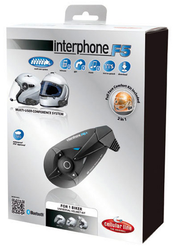 INTERPHONE F5PL